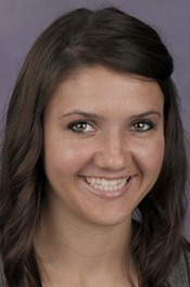 Brittany Virgoe 2013 headshot